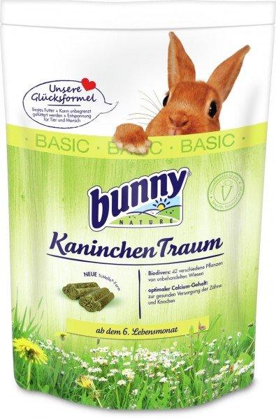 Bunny KaninchenTraum Basic 4kg Kleintierfutter