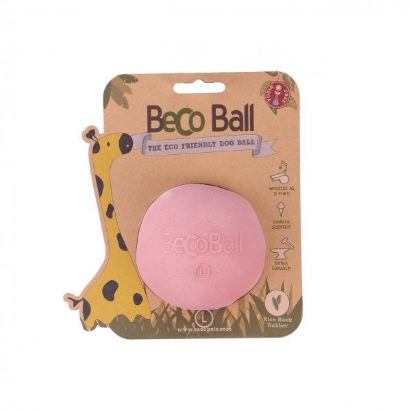 BecoThings Ball L 7,5cm Hundespielzeug
