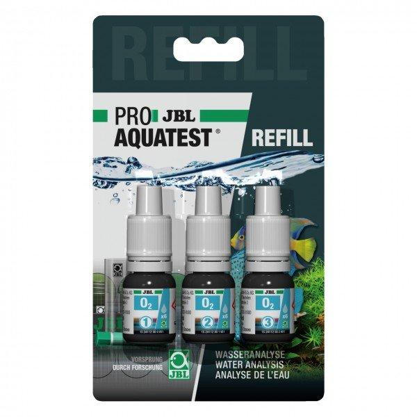 JBL ProAquaTest O2 Sauerstoff Refill