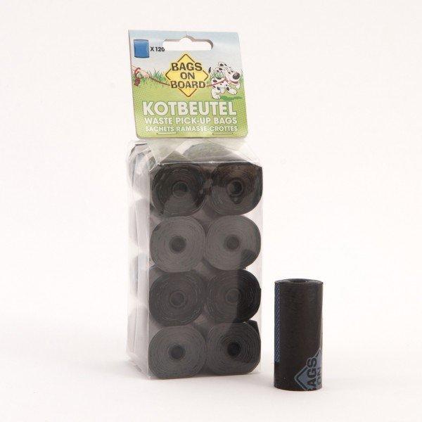 Bags On Board Kotbeutel neutral (8 Stück)