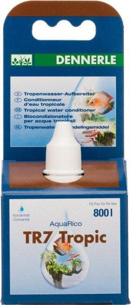 DENNERLE AquaRico TR7 Tropic 25 ml Wasseraufbereiter für 800 Liter