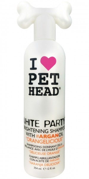 PET HEAD White Party 354 ml Hundefellpflege