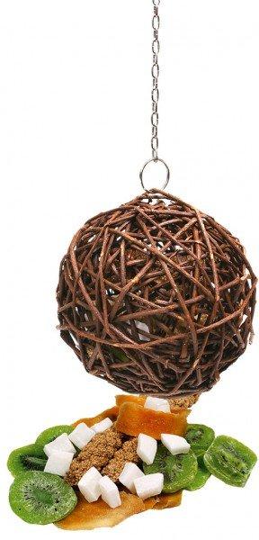 JR FARM Birds Weiden-Früchteball (1 Stück) 135g Vogelsnack