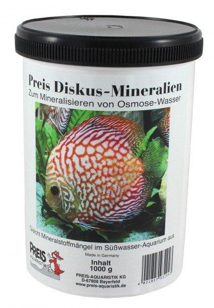 Preis Diskus-Mineralien 1000g