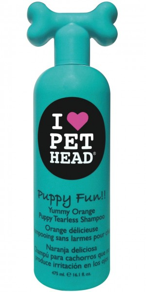PET HEAD Puppy Fun 475 ml Hundefellpflege