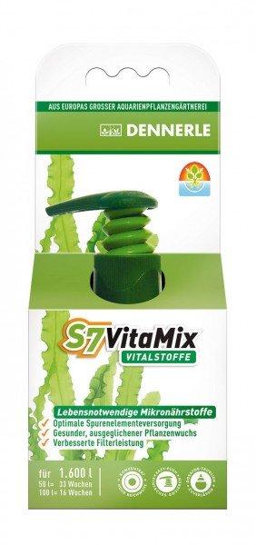 DENNERLE Vitalstoffe S7 VitaMix 50 ml für 1.600 Liter