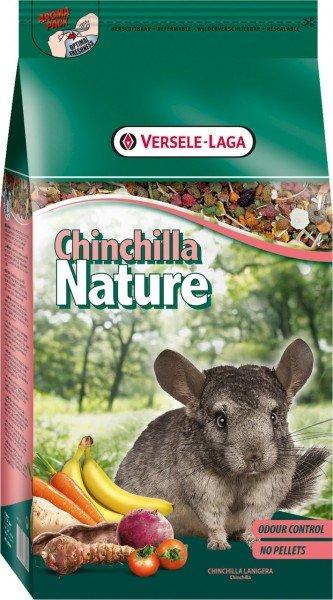 Nature Chinchilla 2,5kg Kleintierfutter
