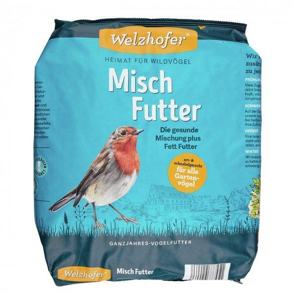 Welzhofer Mischfutter für Wildvögel