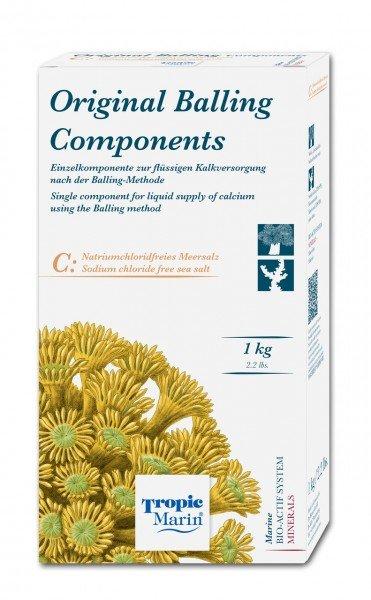 Tropic Marin Bio-Calcium BALLING Teil C 1kg