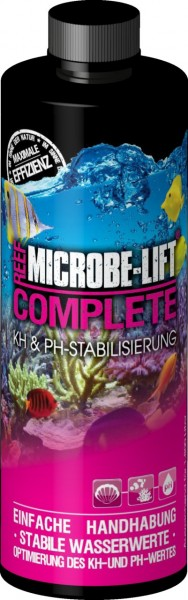 MICROBE-LIFT Complete 473 ml KH- & pH-Stabilisierung