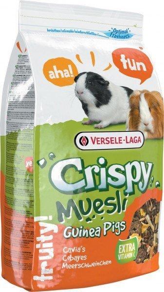 Crispy Muesli - Guinea Pigs 2,75kg Kleintierfutter für Meerschweinchen