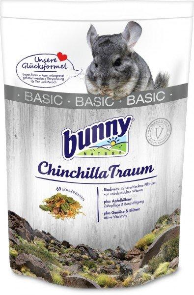 Bunny ChinchillaTraum Basic 3,2kg Kleintierfutter