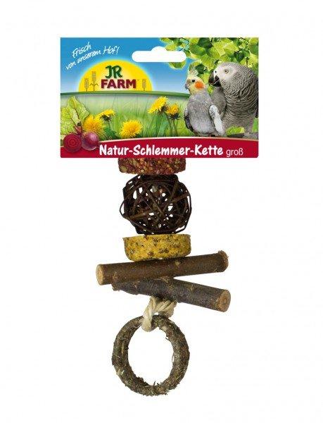 JR FARM Birds Natur-Schlemmer-Kette groß Vogelsnack