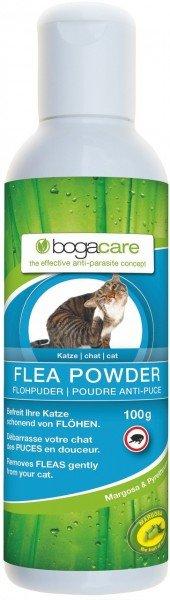bogacare FLEA POWDER Flohpuder 100g Ungezieferbekämpfung für Katzen