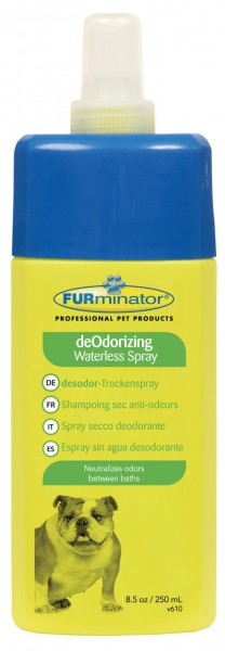 FURminator deOdorizing Waterless Spray für Hunde 251 ml