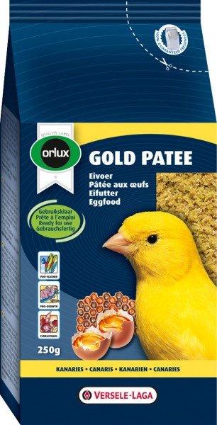 VERSELE-LAGA Orlux Gold Patee Kanarien 250g Vogelfutter