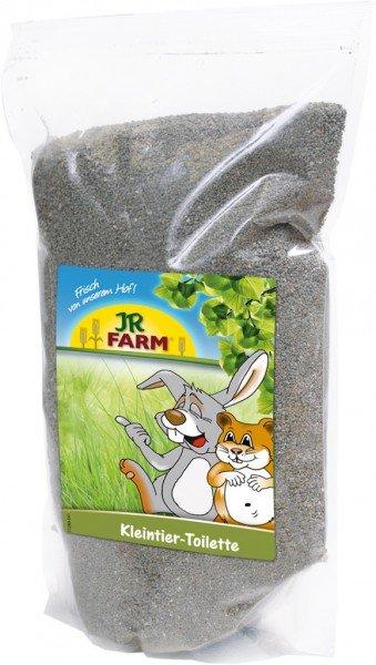 JR FARM Nager Kleintier Toilette 1kg Einstreu