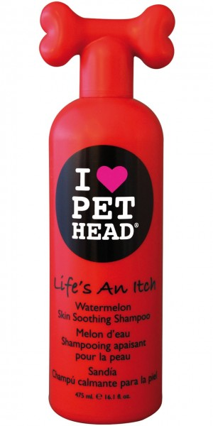 PET HEAD Life's An Itch Shampoo 475 ml Hundefellpflege