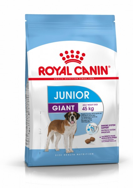 ROYAL CANIN SHN GIANT Junior 15kg Hundetrockenfutter