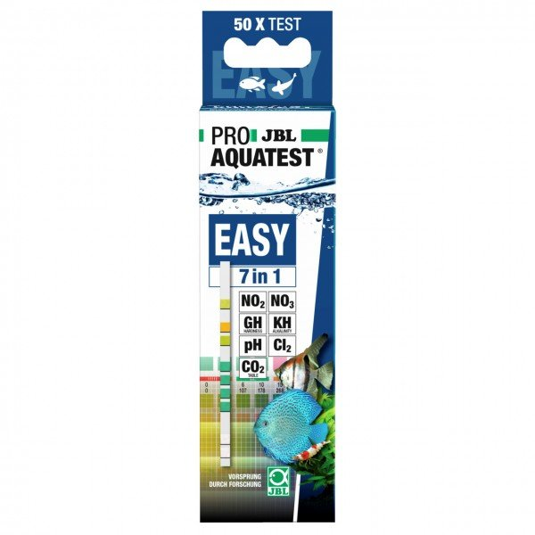 JBL ProAquaTest Easy 7in1