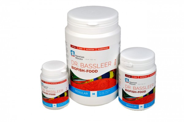 Dr. Bassleer Biofish Food Regular L 150g Fischfutter