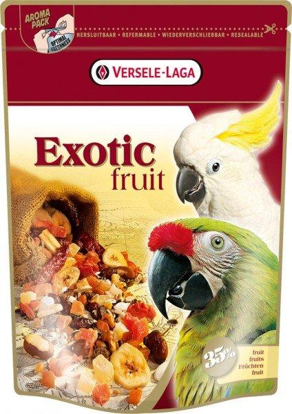 VERSELE-LAGA Prestige Premium Papageien Exotic Fruit Mix 600g Vogelfutter