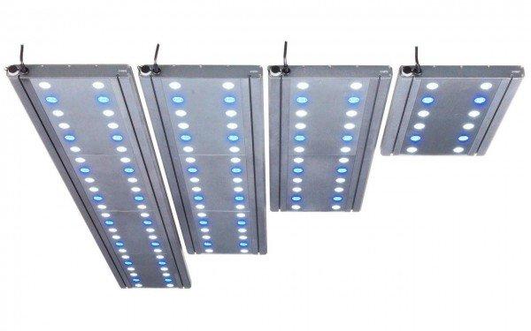 AQUA MEDIC Ocean Light LED twin 2 x 54 Watt 90 cm LED-Aquarienbeleuchtung