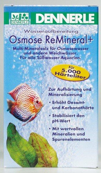 DENNERLE Osmose ReMineral+ 250g für 5.000 HL (GH) und 3.250 HL (KH)
