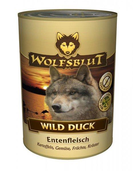 WOLFSBLUT 395g Dosen Hundenassfutter