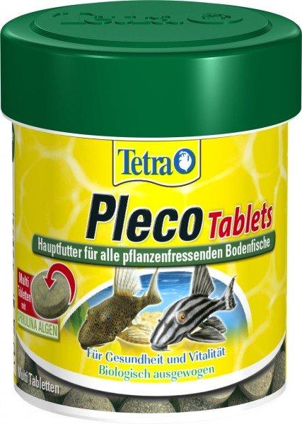 Tetra Pleco Tablets 120 Tabletten