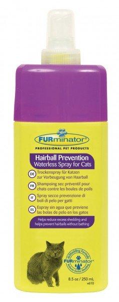 FURminator Hairball Prevention Waterless Spray für Katzen 251 ml