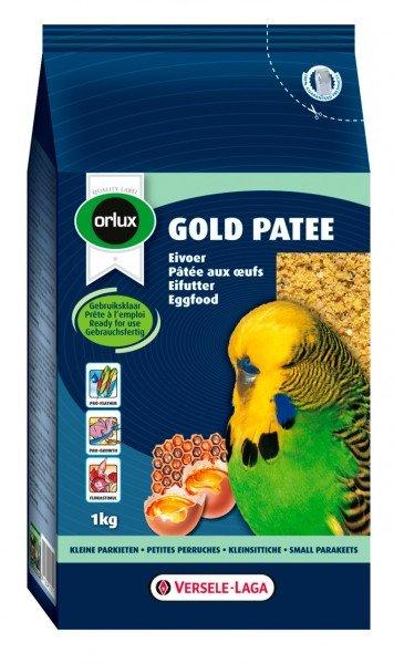 VERSELE-LAGA Gold Patée für Kleinsittiche 1kg