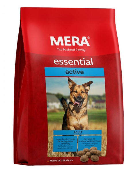 Mera Dog Essential Active Hundetrockenfutter