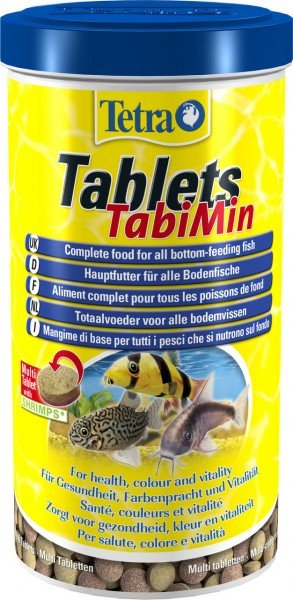 Tetra Tablets TabiMin 2050 Tabletten