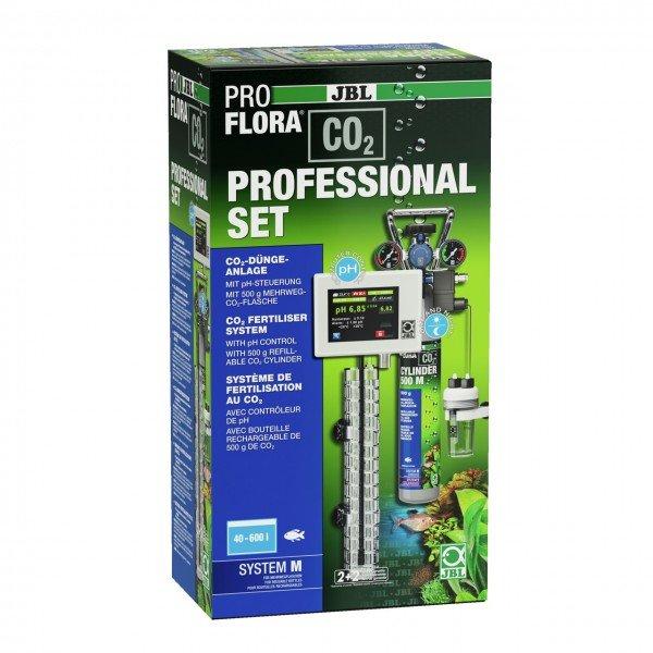 JBL ProFlora CO2 Professional Set M Aquarienzubehör