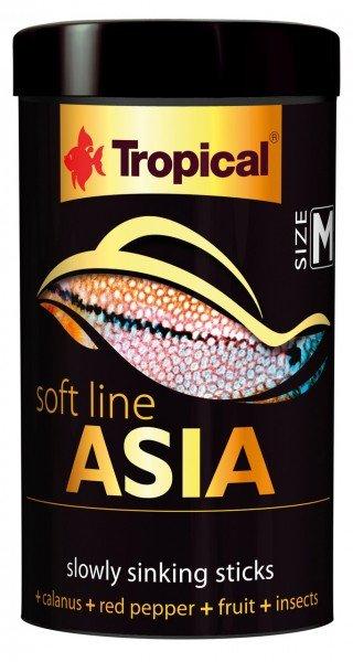 Tropical Soft Line ASIA M 100ml Hauptfutter für Zierfische