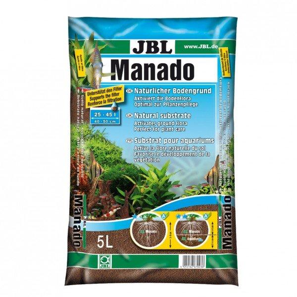 JBL Bodengrund Manado 5 Liter