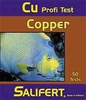 Salifert Profi-Test - Kupfer (Cu) Wassertest