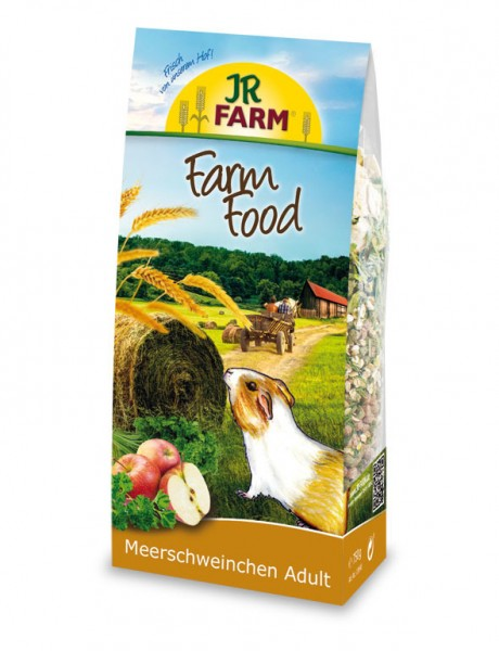 JR FARM Nager Farm Food Meerschweinchen Adult 750g Kleintierfutter