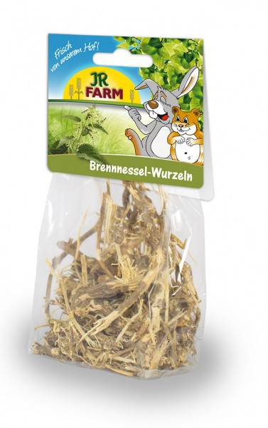 JR FARM Brennnessel-Wurzeln 30g Kleintiersnack