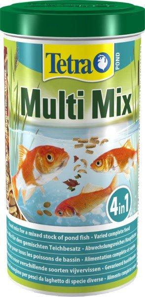 Tetra Pond Multi Mix Teichfischfutter