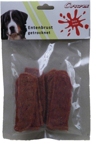 Corwex Entenbrust getrocknet 70g Hundesnack
