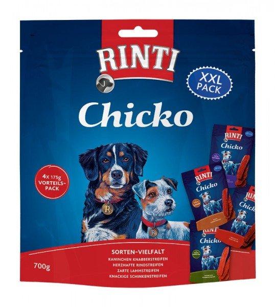 RINTI Chicko Sortenvielfalt XXL 700g Hundesnack