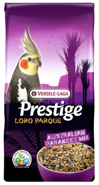 VERSELE-LAGA Prestige Loro Parque Australian Parkeets Mix 20kg Vogelfutter