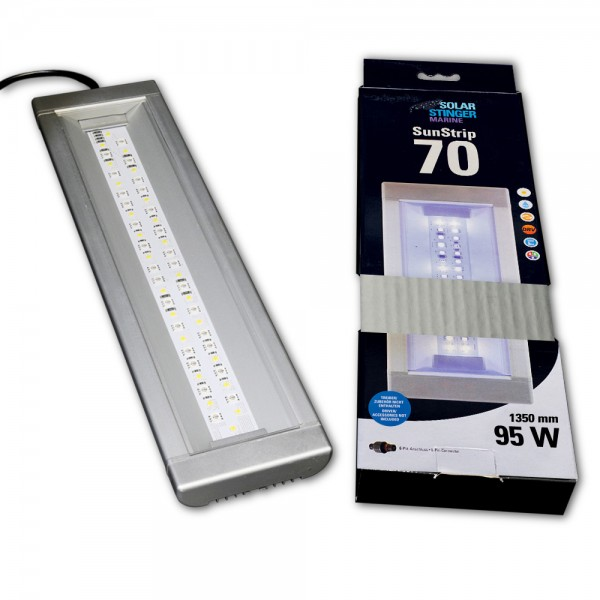 SolarStinger SunStrip 70 Marine 135 cm 94,5 Watt LED-Aquarienbeleuchtung