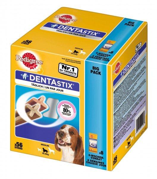Denta Stix 56er Multipack Kausnack für mittelgroße Hunde