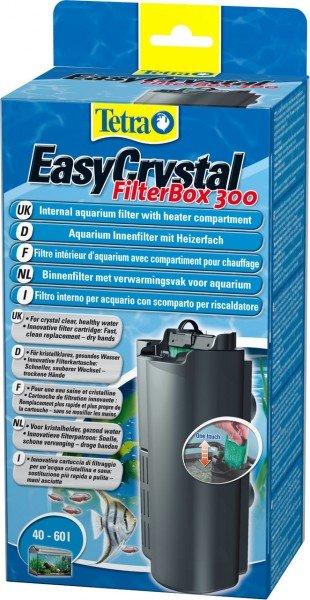 Tetra EasyCrystal FilterBox 300 Innenfilter für Aquarien