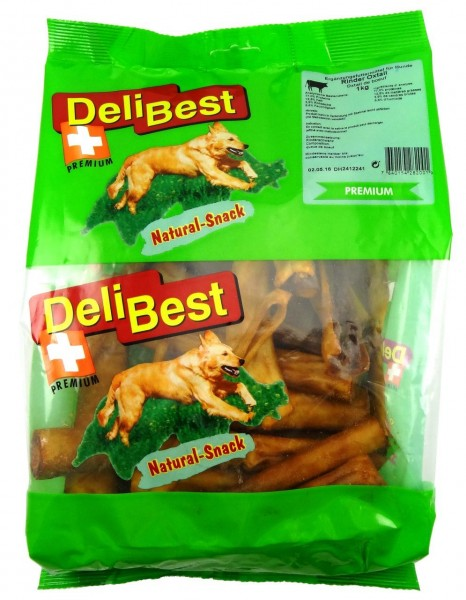 DeliBest Rinder Oxtail 1kg Hundekauartikel