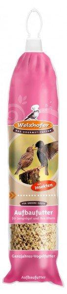 Welzhofer Aufbaufutter im Spender 500g für Wildvögel