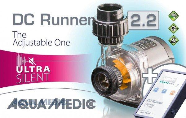 AQUA MEDIC DC Runner 2.2 Strömungspumpe